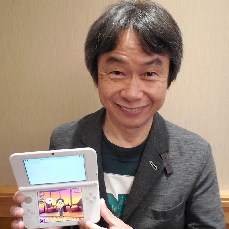 Miyamoto habla sobre el mundo abierto de Zelda para Wii U y más