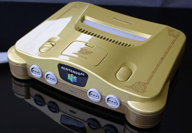 Nintendo 64 cumple 18 años en Japón