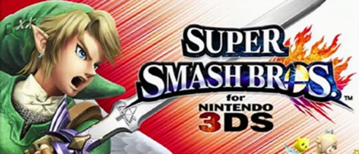 Hoy a la venta Super Smash Bros 3DS en Europa y USA