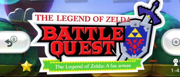 """A las Armas: el primer """"Zelda U"""""""
