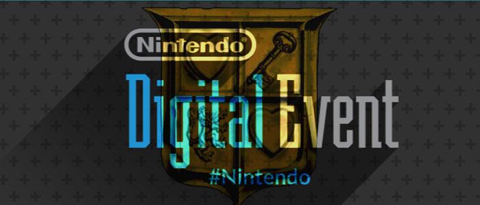 Nintendo Digital Event en directo