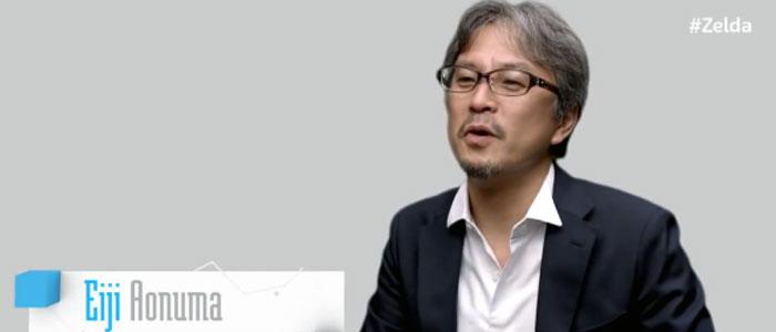 Eiji Aonuma habla de Zelda U