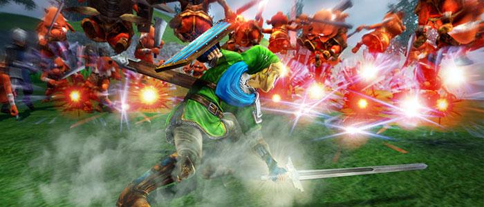 Hyrule Warriors podría tener modo cooperativo y más personajes clásicos
