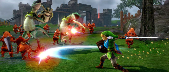 Más detalles sobre Hyrule Warriors – E3 inside
