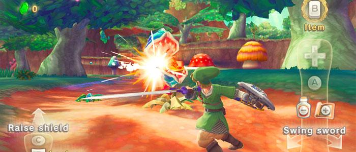 No habrá un tutorial extenso en Zelda U