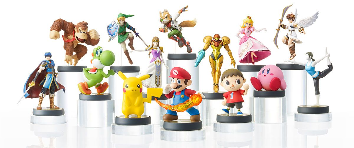 ShopTo abre la reserva de figuras Amiibo por unos 15€