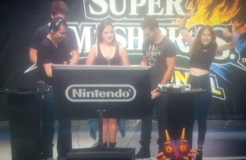 Invitational: el torneo internacional de Smash Bros.