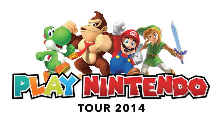 Play Nintendo – Jugar y probar títulos de Nintendo en distintas ciudades