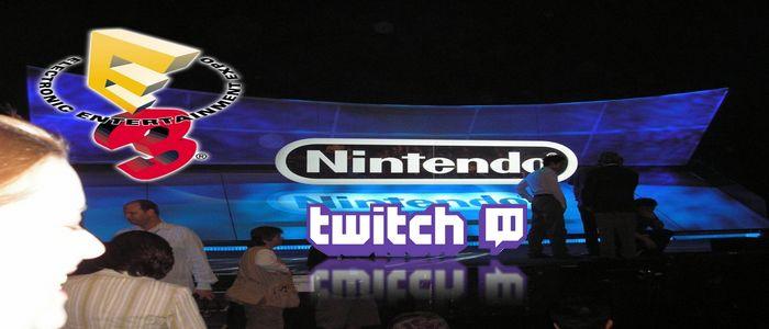 Stream de Twitch para E3 2014 incluye títulos de Nintendo sin anunciar