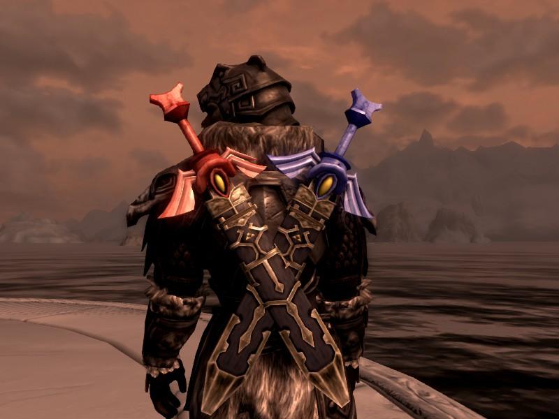 Reliquias de Hyrule – Genial Mod Zelda para Skyrim