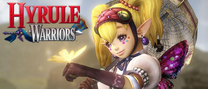 Sheik, Darunia y Ruto son jugables en Hyrule Warriors