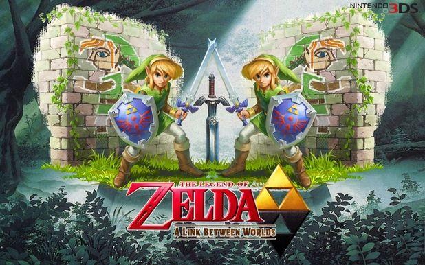Los Link de A Link Between Worlds y Tri Force Heroes iban a estar intercambiados