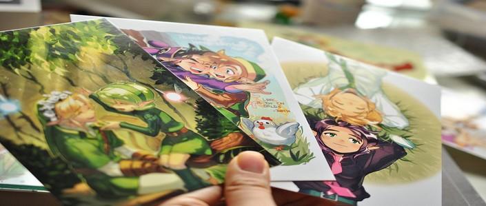 Las postales Zelda no oficiales que te encantaría tener