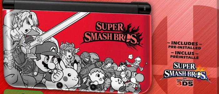 Las ventas de Super Smash Bros 4 para 3DS en Japón