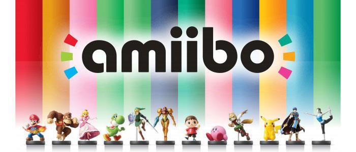 Más información sobre Amiibo