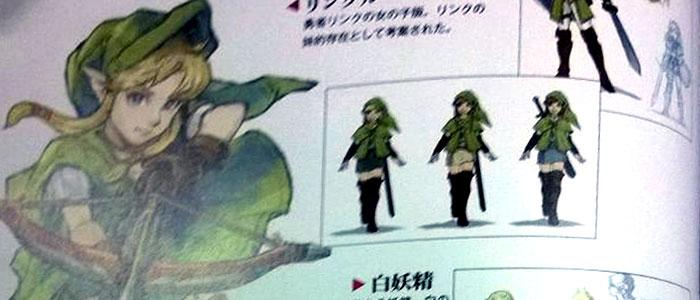 ¿Qué nuevo personaje te gustaría ver en Hyrule Warriors?