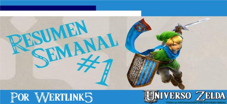 Noticias Semanales de Universo Zelda #1