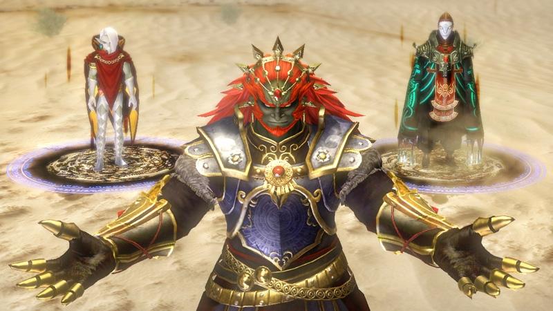 Buenas ventas de Super Smash Bros 3DS e Hyrule Warriors en USA