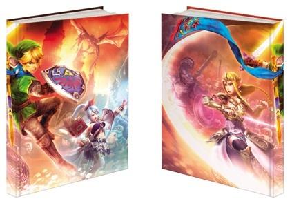 El ArtBook de Hyrule Warriors: Diseños de Zelda, Link como personaje femenino, Lana/Cia como hadas y más