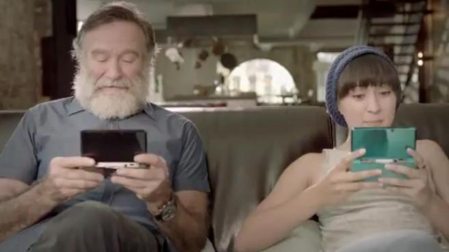 Nintendo responde a la petición de convertir a Robin Williams en NPC de Zelda
