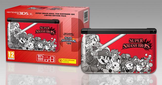 Super Smash Bros 3DS AGOTADO en Japón