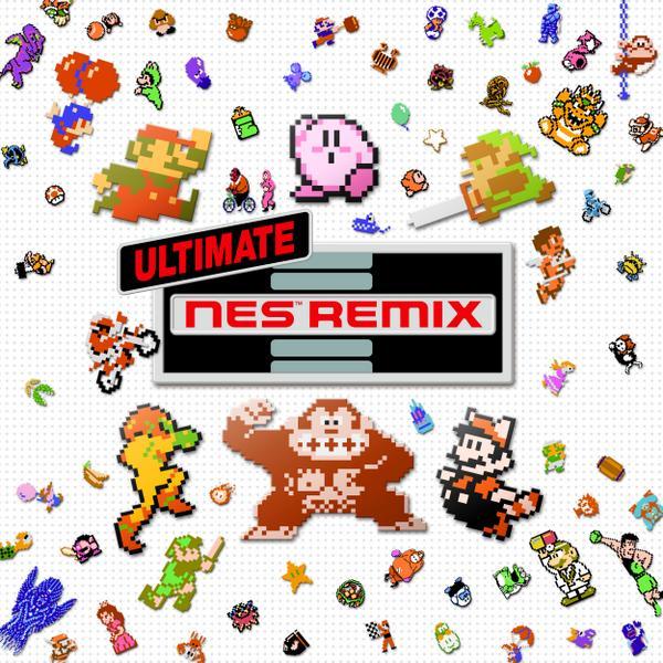 Varios de los juegos de Ultimate NES Remix al descubierto