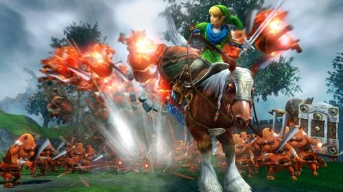 Ya disponible en Europa DLC de pago de Hyrule Warriors