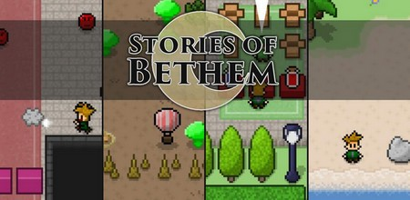 Stories of Bethem juego Android/PC gratuito al estilo Zelda