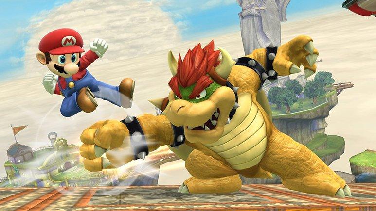 Hoy sale oficialmente a la venta Super Smash Bros U en Europa
