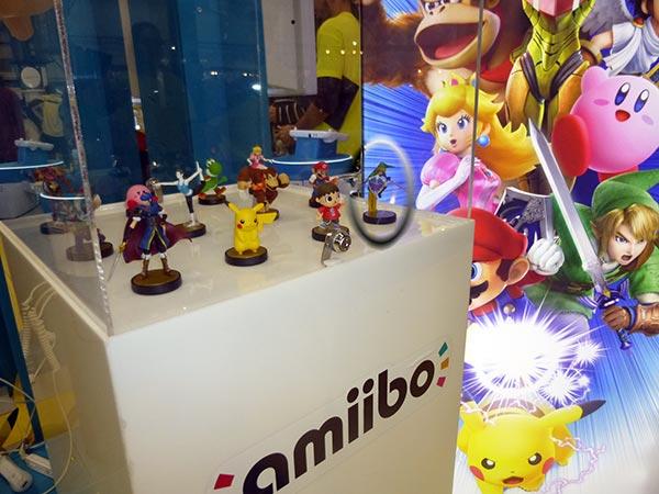 Fecha de lanzamiento de los nuevos Amiibo