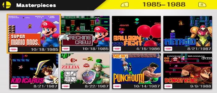 Masterpieces: Zelda y Zelda II en Super Smash Bros. Wii U