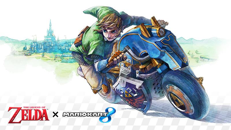 Detalles sobre la Moto Hyliana de Mario Kart 8