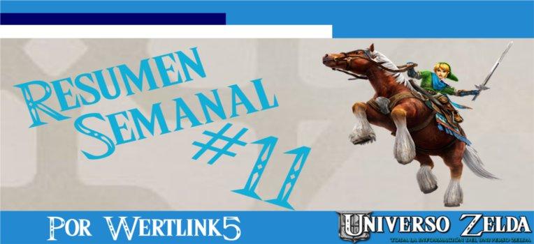 Noticias Semanales de Universo Zelda #11