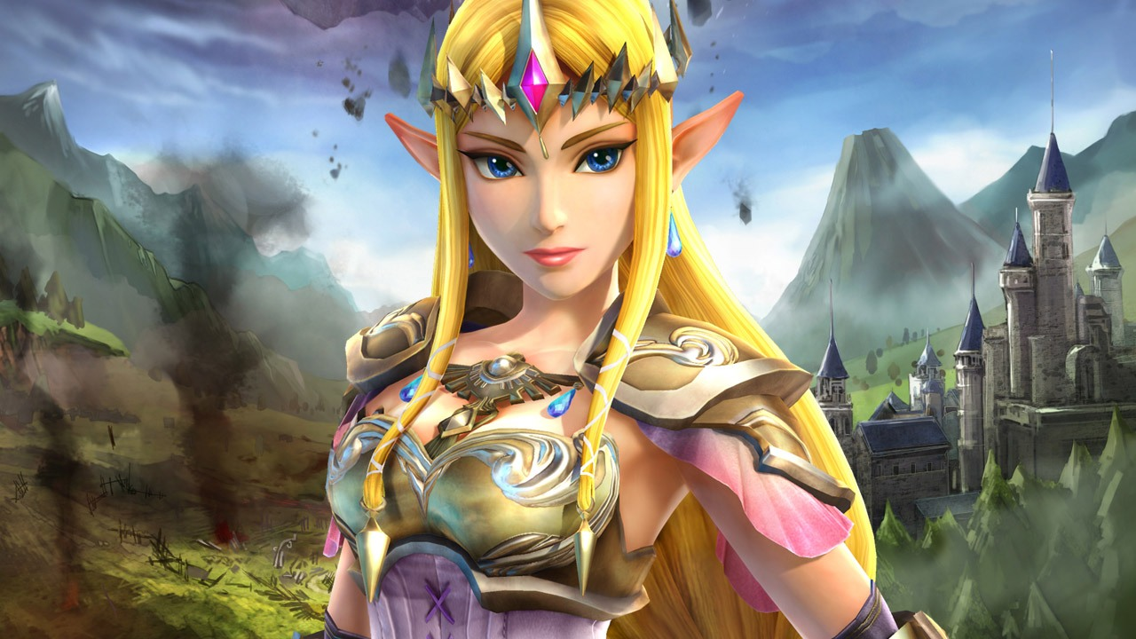 Ya disponibles en Europa los DLC de vestuario de Hyrule Warriors