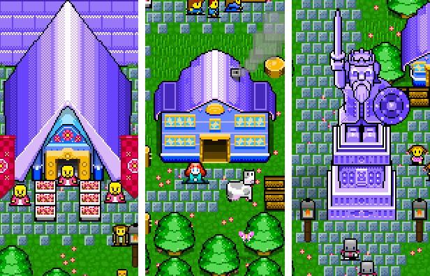 Blossom Tales, el juego inspirado en Zelda A Link to the Past