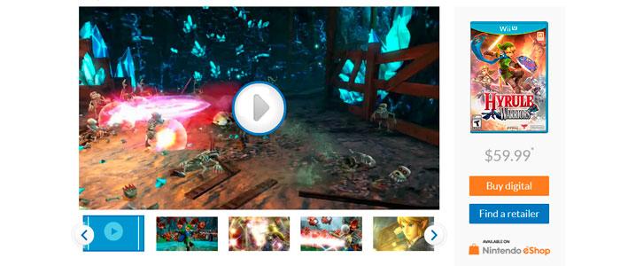 Compra tus juegos digitalmente en Nintendo.com