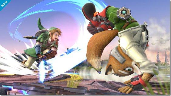 Super Smash Bros Wii U permite unirse a partidas de amigos si hay sitio en ellas