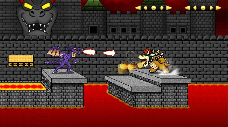 Super Smash Bros: Crusade – 60 personajes, 24 escenarios y online