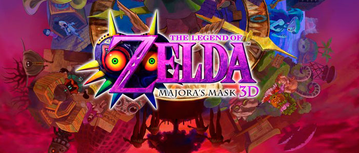 Pesca en Majora's Mask 3D
