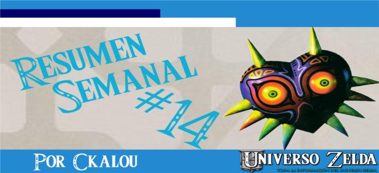 Noticias Semanales de UniversoZelda #14