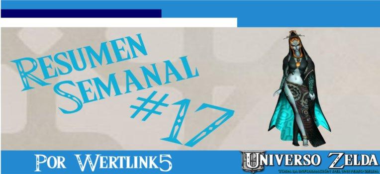 Noticias Semanales de UniversoZelda #17