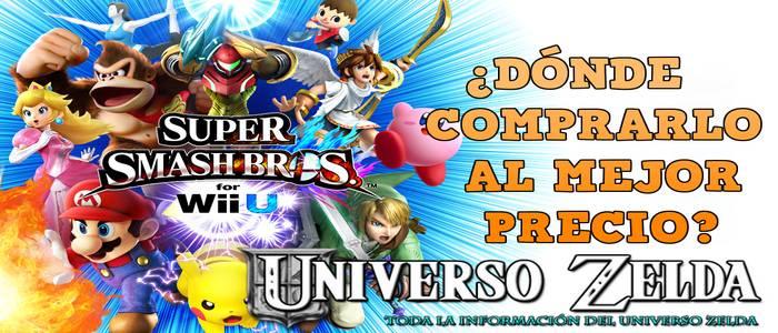 Guía de reserva y compra de Super Smash Bros para Wii U al mejor precio