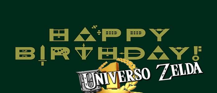 ¡Universo Zelda cumple un año! Solo queda daros las GRACIAS