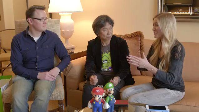Miyamoto explica el desarrollo del mundo para Zelda U
