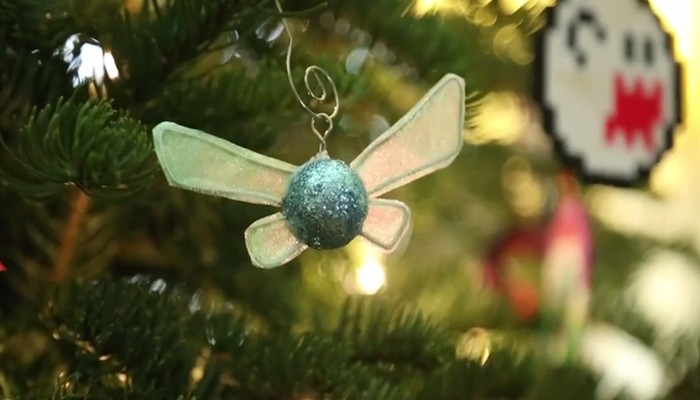 ¿Echas de menos un hada en tu árbol de Navidad? ¡Cómo hacer a Navi!