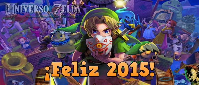 Universo Zelda os desea un Feliz 2015