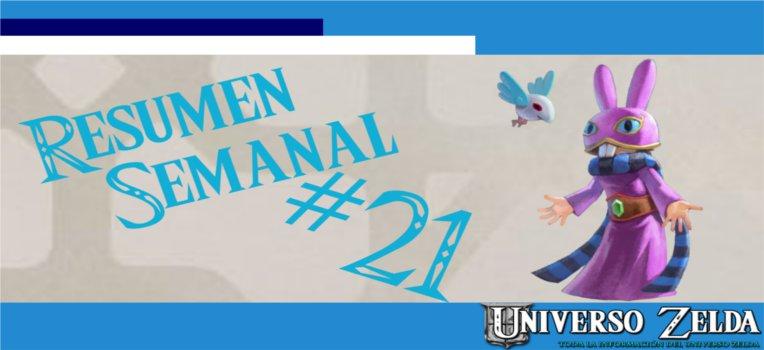 Noticias Semanales de UniversoZelda #21