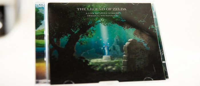 La BSO oficial de A Link Between Worlds vuelve a estar en stock