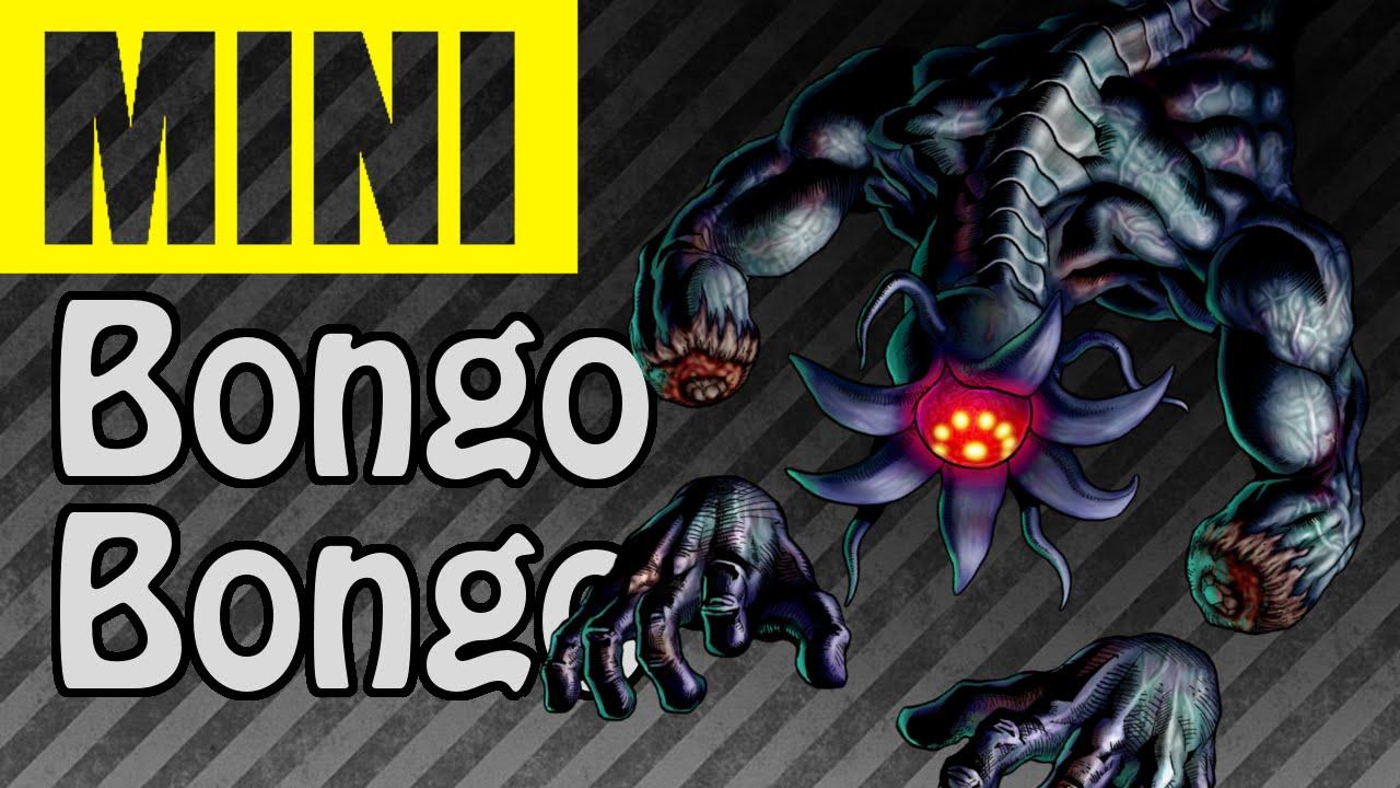 La Historia de Bongo Bongo – Vídeo teoría de Leyendas y Videojuegos