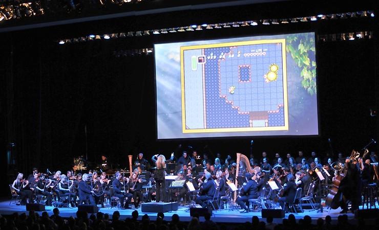 La Sinfonía de las Diosas, concierto Zelda, amplía conciertos y llega a España
